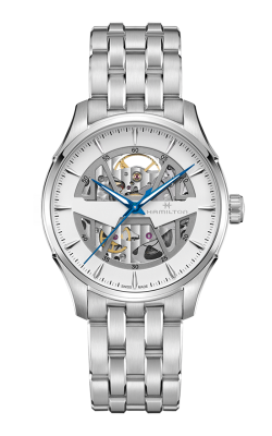 Hamilton Jazzmaster Skeleton Auto Watch H42535110 product image