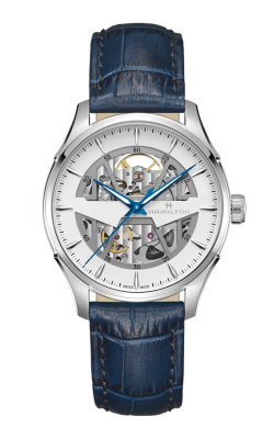 Hamilton Jazzmaster Skeleton Auto Watch H42535610 product image