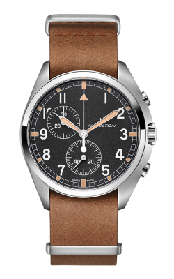 Hamilton Pioneer Chrono Quartz Watch H76522531 product image