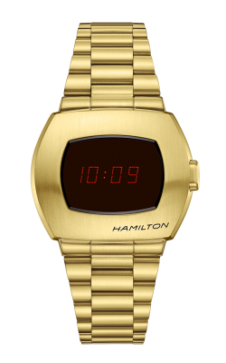 Hamilton PSR Digital Quartz Watch H52424130 product image