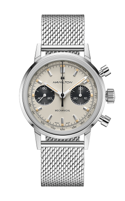 Hamilton American Classic Intra-Matic Auto Chronograph H Watch H38429110 product image