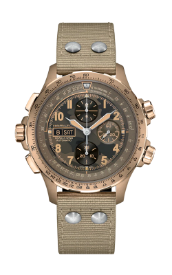 Hamilton Khaki Aviation X-Wind Auto Chrono Watch H77916920 product image