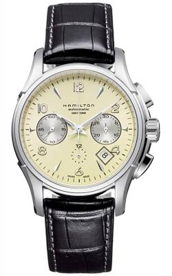 Hamilton Jazzmaster Auto Chrono Watch H32656725 product image