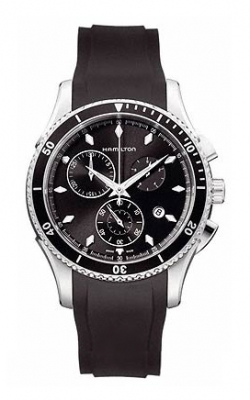 Hamilton Jazzmaster Seaview Chrono Quartz Watch H37512331 product image