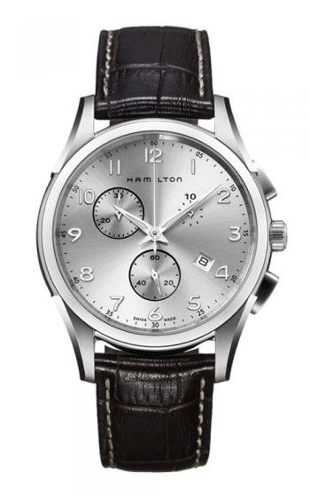 Hamilton Thinline Chrono Quartz Watch H38612553 product image