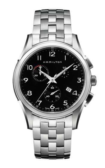 Hamilton Thinline Chrono Quartz Watch H38612133 product image