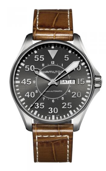 Hamilton Pilot Day Date Auto Watch H64715885 product image