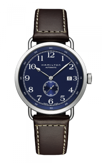 Hamilton Pioneer Small Second Auto Watch H78455543 product image