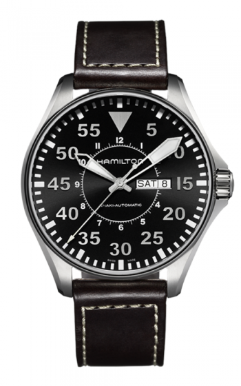 Hamilton Day Date Auto Watch H64715535 product image