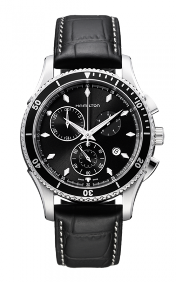 Hamilton Seaview Chrono Quartz Watch H37512731 product image