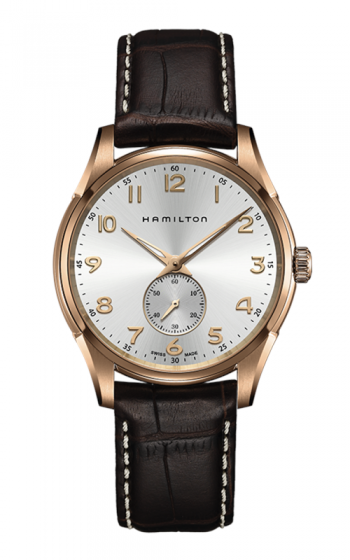 Hamilton Thinline Small Second Quartz Watch H38441553 product image