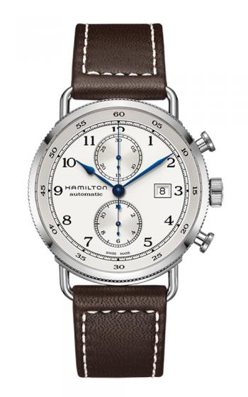 Hamilton Pioneer Auto Chrono Watch H77706553 product image