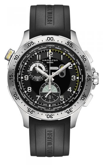 Hamilton Worldtimer Watch H76714335 product image
