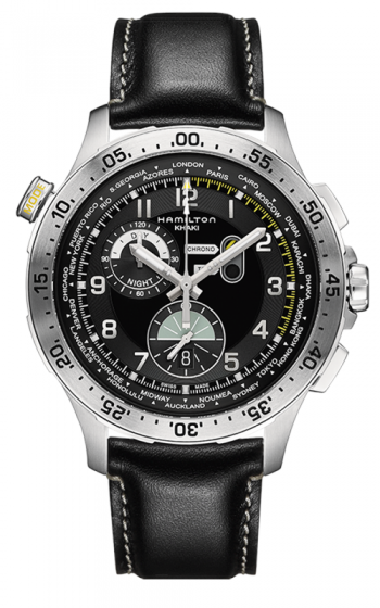 Hamilton Worldtimer Watch H76714735 product image
