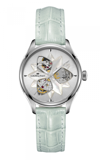 Hamilton Viewmatic Open Heart Lady Watch H32115891 product image