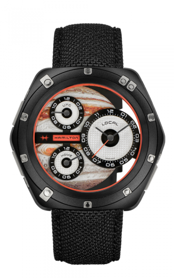 Hamilton ODC X-03 Watch H51598990 product image