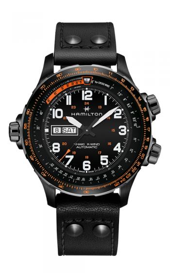 Hamilton Khaki X-Wind Watch H77785733 product image