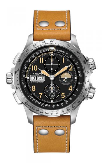Hamilton Khaki X-Wind Watch H77796535 product image