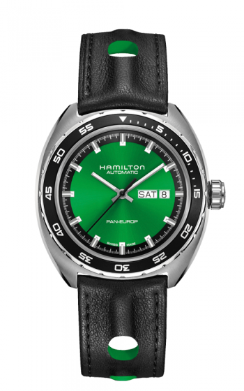 Hamilton Pan Europ Auto Watch H35415761 product image