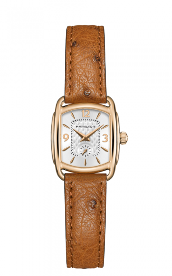 Hamilton Bagley Quartz Watch H12341555 product image