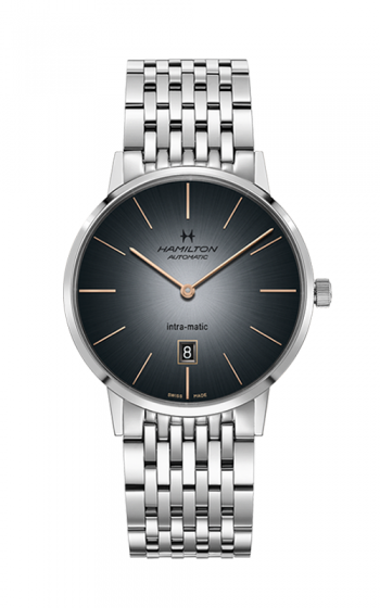 Hamilton Intra-Matic Auto Watch H38755181 product image