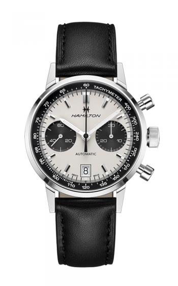 Hamilton Intra-Matic Auto Chrono Watch H38416711 product image