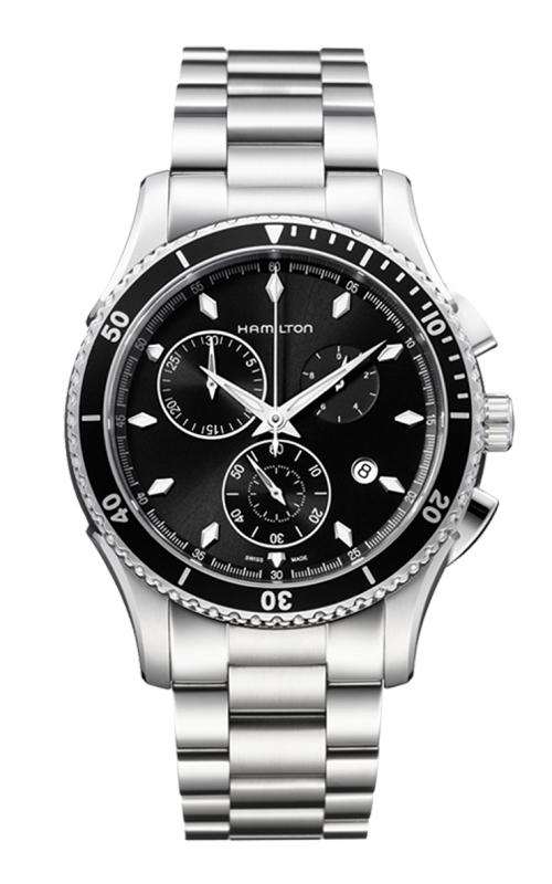Hamilton Seaview Chrono Quartz Watch H37512131 product image