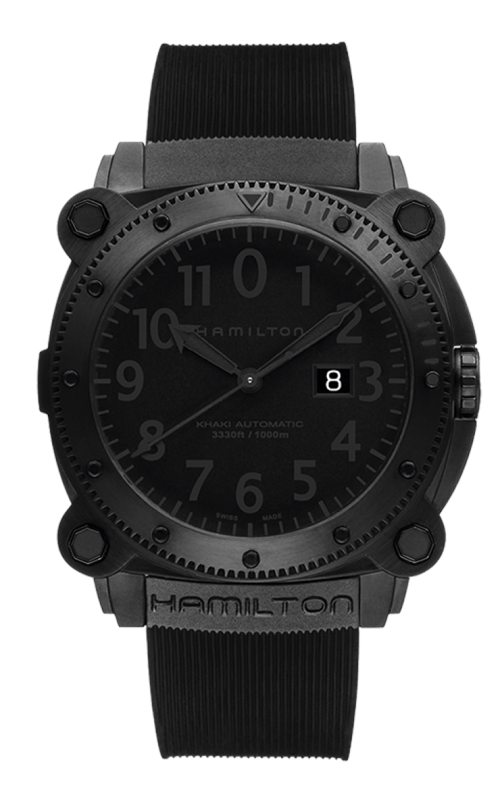 Hamilton BelowZero 1000M Auto Watch H78585333 product image