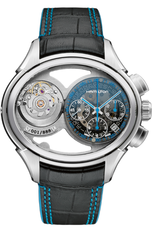 Hamilton Face to Face Watch H32856705 product image