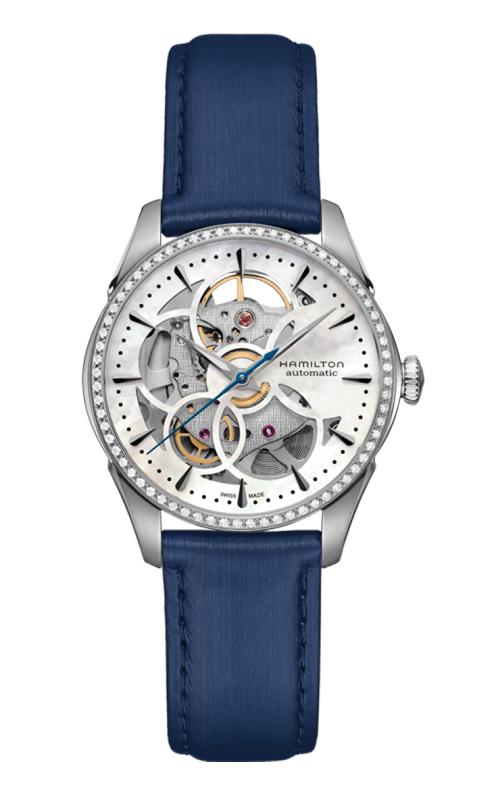 Hamilton Jazzmaster Viewmatic Skeleton Lady Auto Watch H42405991 product image
