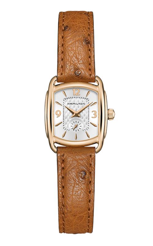 Hamilton Bagley Quartz Watch H12341555 product image