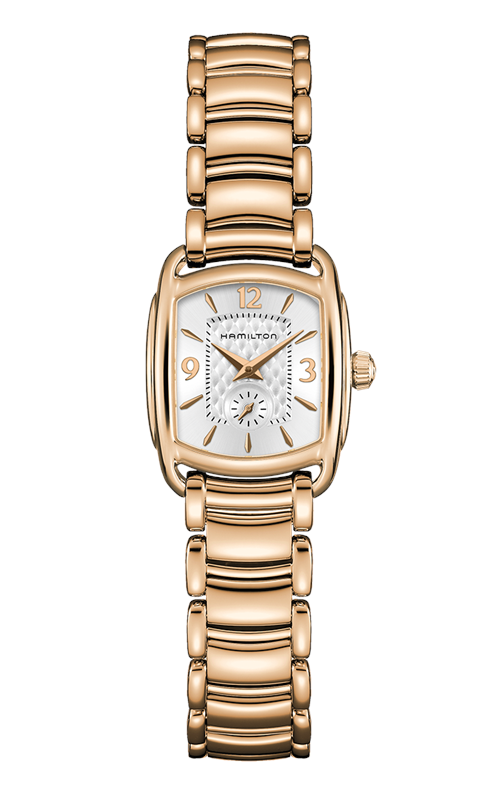Hamilton Bagley Quartz Watch H12341155 product image