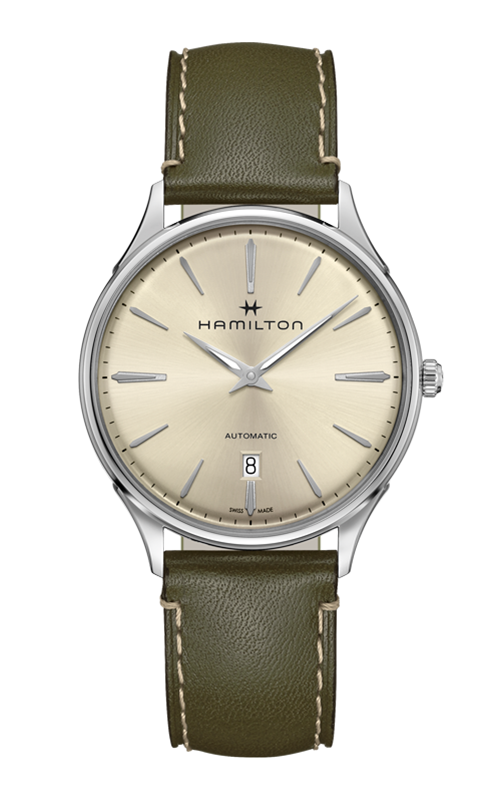 Hamilton Jazzmaster Thinline Auto Watch H38525811 product image