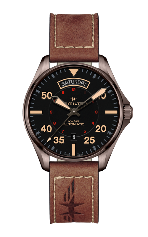 Hamilton Khaki Pilot Watch H64605531 product image