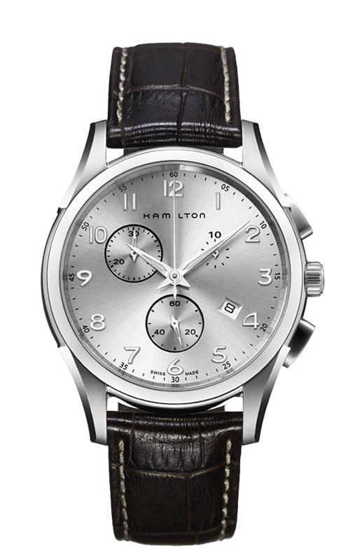 Hamilton Jazzmaster Chrono Quartz Watch H38612553 product image