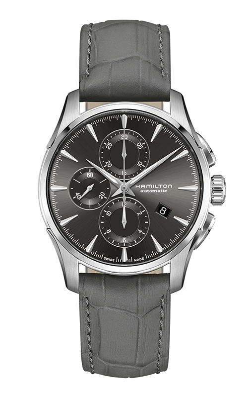 Hamilton Jazzmaster Auto Chrono Watch H32586881 product image