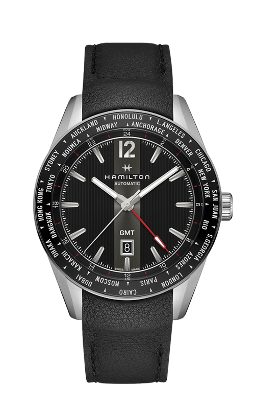 Hamilton GMT Watch H43725731 product image