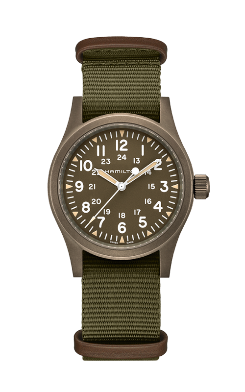 Hamilton Khaki Field Mechanical Watch H69449961 product image