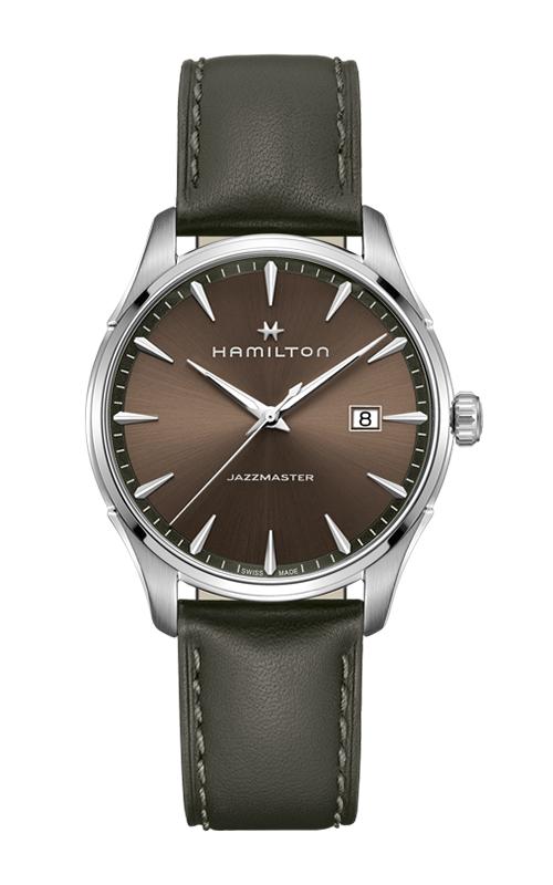 Hamilton Jazzmaster Gent Quartz Watch H32451801 product image