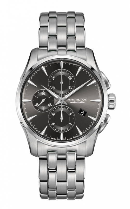 Hamilton Jazzmaster Auto Chrono Watch H32586181 product image