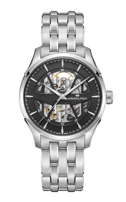 Hamilton Jazzmaster Skeleton Auto Watch H42535180 product image