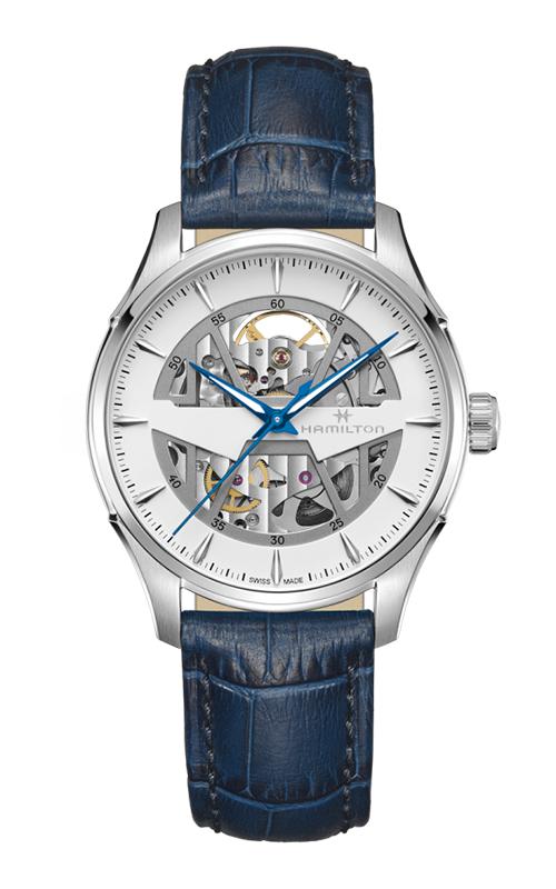 Hamilton Jazzmaster Skeleton Auto Watch H42535610 product image