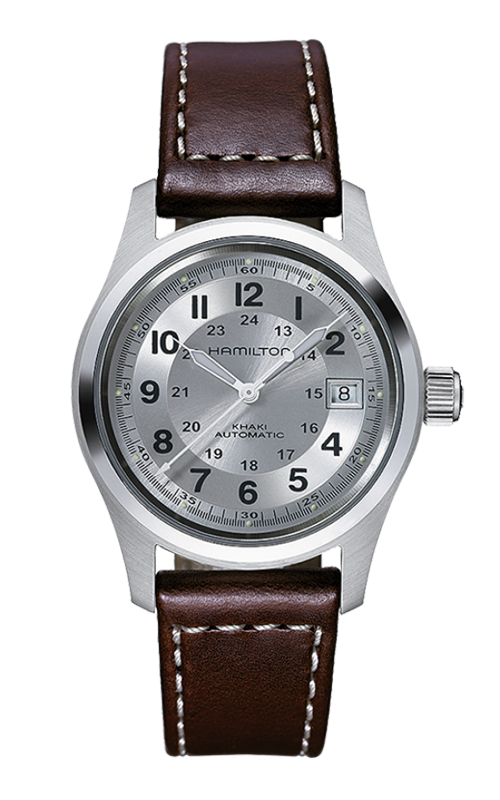 Hamilton Khaki Field Auto Watch H70455553 product image