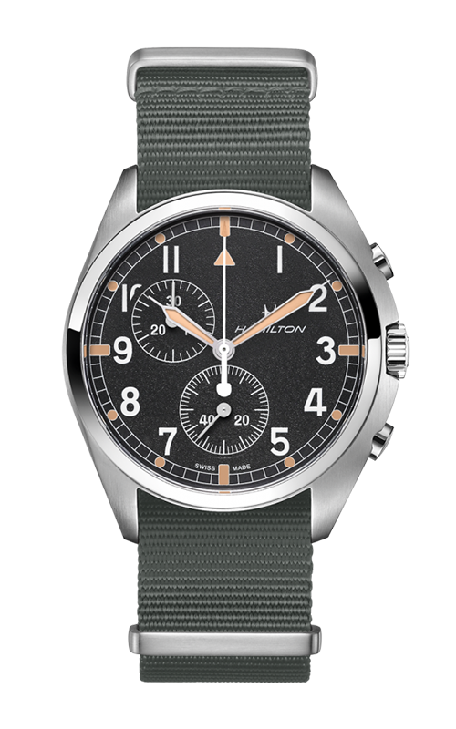 Hamilton Pioneer Chrono Quartz Watch H76522931 product image