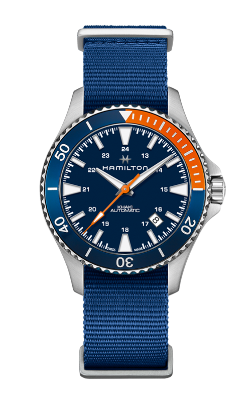 Hamilton Khaki Navy Scuba Auto Watch H82365941 product image