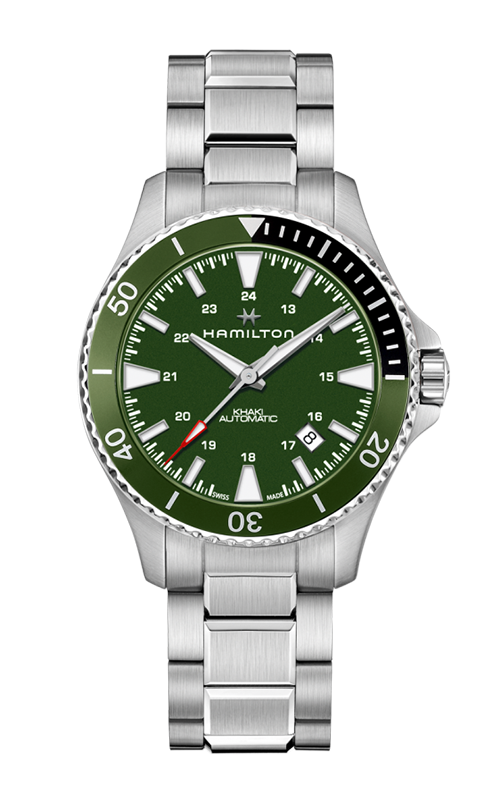 Hamilton Khaki Navy Scuba Auto Watch H82375161 product image