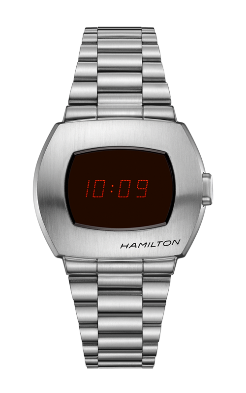 American Classic PSR Digital Quartz Watch H52414130 product image