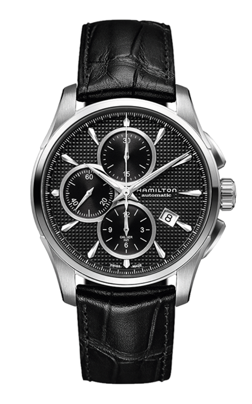 Hamilton Jazzmaster Auto Chrono Watch H32596731 product image