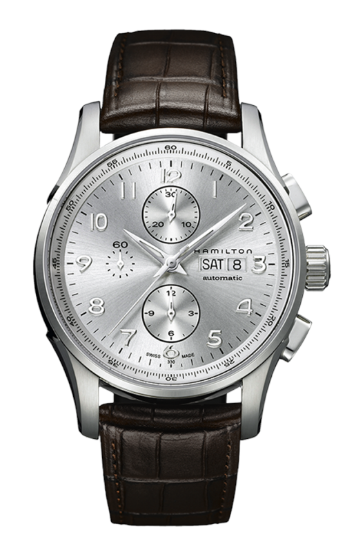 Hamilton Jazzmaster Maestro Auto Chrono Watch H32716859 product image