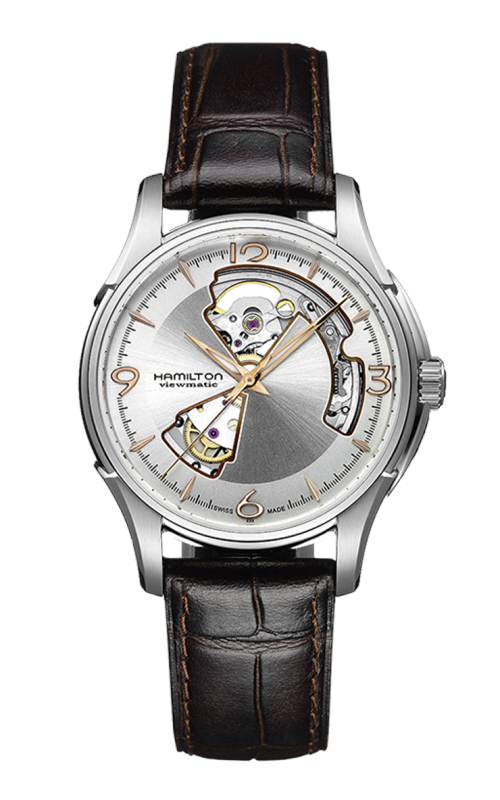 Hamilton Jazzmaster Open Heart Auto Watch H32565555 product image